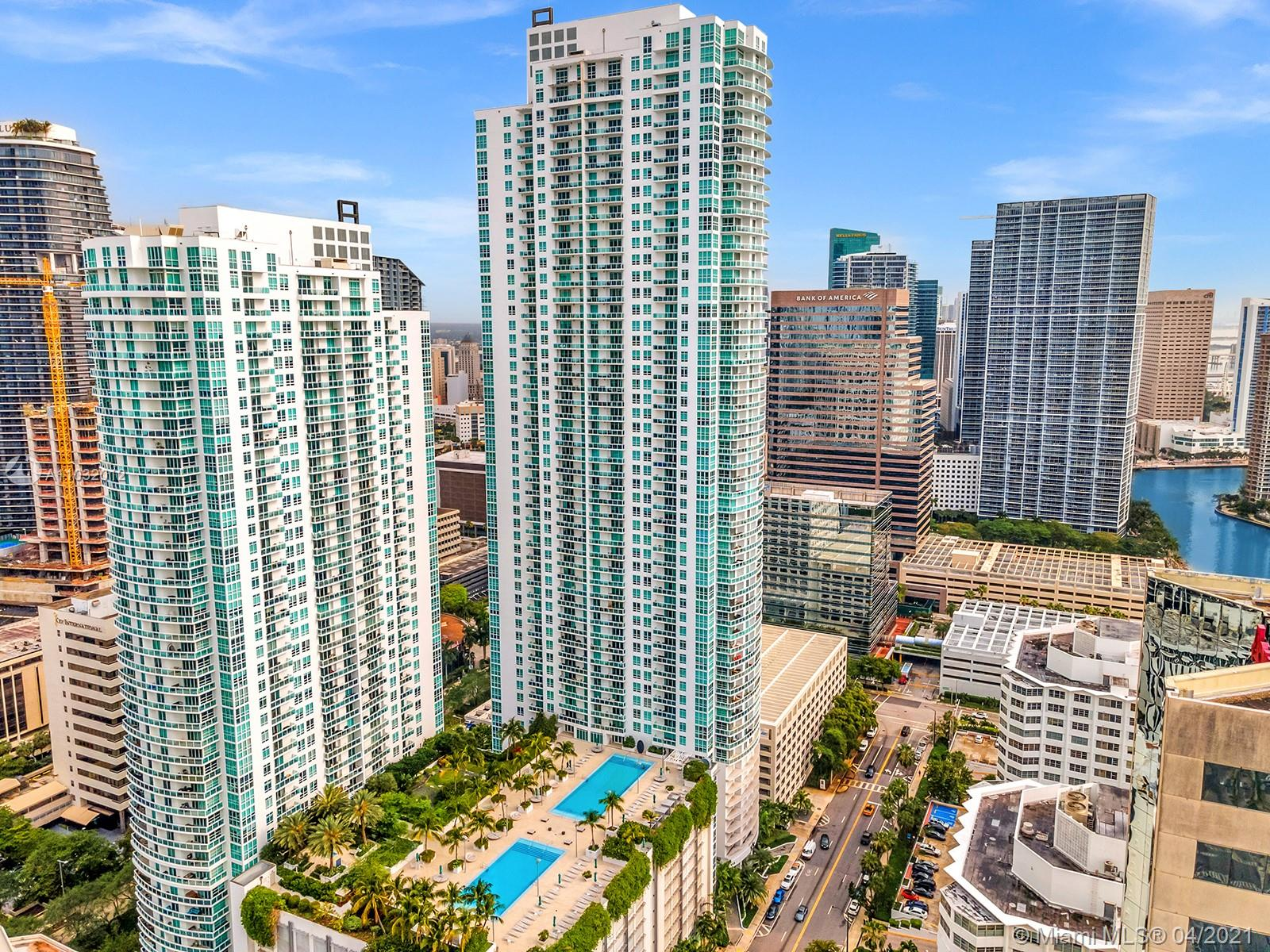 The Plaza on Brickell West Tower